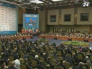 Участники саммита ОБСЕ приняли заключительную декларацию