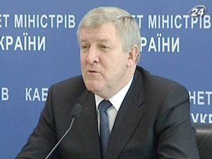 Министр обороны Украины Михаил Ежель