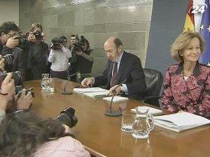Власти Испании приняла пакет мер по стабилизации экономики