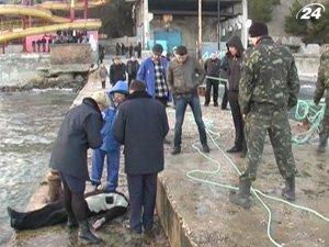 В крымском поселке Новый Свет погиб россиянин