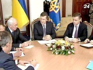 Гарант провел совещание с руководством правительства по Налогового кодекса