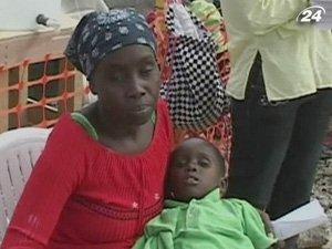 Вспышка холеры на Гаити