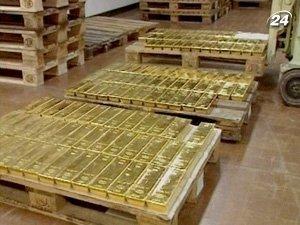 В 2010 золото подорожало на 30%