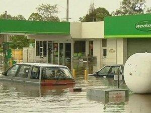 Наводнения в Австралии