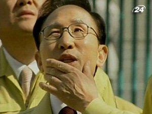 Южная Корея начала противохимические военные учения