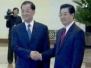 Премию Конфуция получил Лянь Чжань