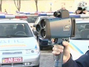 ГАИ вооружилось новыми лазерными измерителями скорости