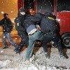 Всех троих задержанных признали виновными в массовых беспорядках
