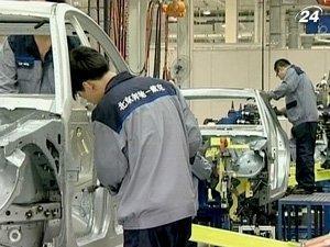 Китай - мировой лидер по объему продаж автомобилей