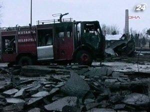 20 человек пострадали в результате взрыва