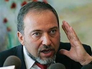 Глава МИД Израиля Авигдор Либерман