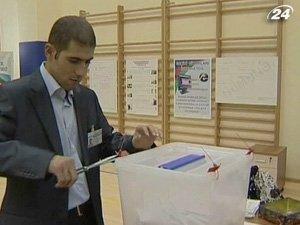В Азербайджане на выборах в парламент победила правящая партия