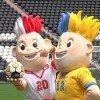 Дончан познакомили с талисманами Евро 2012