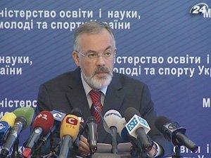 Министр образования Украины Дмитрий Табачник