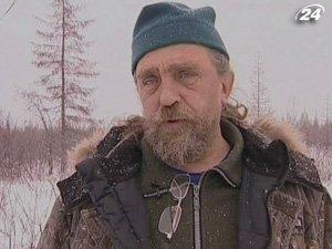Ученый Сергей зимовать