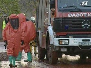 Продолжается ликвидация последствий аварии на заводе в Венгрии