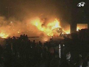 Результате катастрофы самолета в крупнейшем пакистанском городе Карачи погибли 20 человек