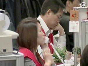 Китайцы получили в японских компаниях не более 5%