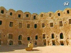 Крепость берберов