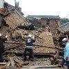 Число жертв землетрясения постоянно растет