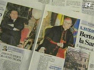 Церковь критикует Берлускони