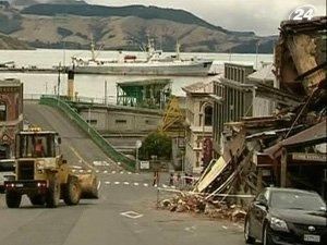 В Новой Зеландии - день траура