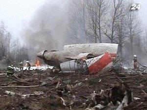 Россияне возложили всю вину за трагедию под Смоленском на поляков