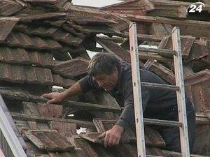 В Сербии произошло повторное землетрясение