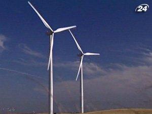 Французы планируют построить в Украине ветровые электростанции