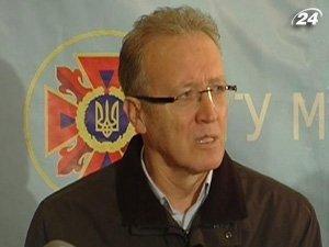 Председатель Севастопольской ГГА Валерий Саратов