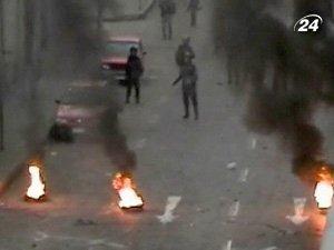 Демонстрации разгоняли слезоточивым газом и резиновыми пулями