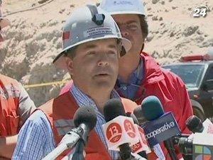 Руководитель спасательной операции Андре Сугарре