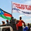 На недавнем референдуме жители новой страны проголосовали за отделение от Севера Судана