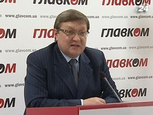 Советник министра экономики Украины Виктор Суслов