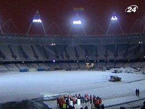 Главная спортивная арена - Олимпийский стадион