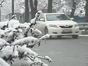 Север и центр Ирана засыпало снегом