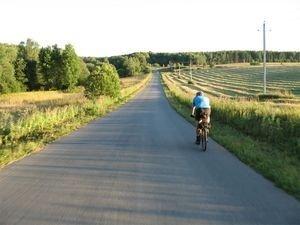 В аварии погибли два велосипедисты