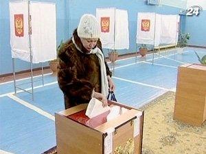 Выборы в местные парламенты в России