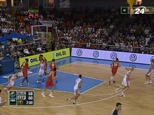 Баскетбол: ЧМ - 2010