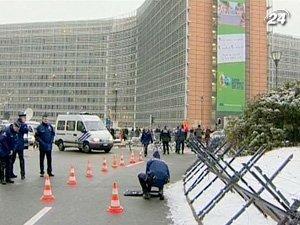 Во время нападения в соседнем здании Совета ЕС проходил саммит
