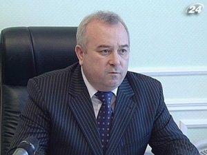 Заместитель министра внутренних дел Украины Виктор Ратушняк