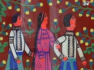 Выставка украинской художницы Марии Примаченко