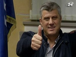 На выборах в парламент Косово лидером стала партия Тачи