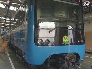 ЕБРР выделит 115 млн. евро на вагоны для метро на Троещину