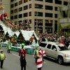 Праздничный парад в Нью-Йорке