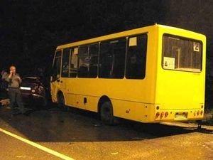 ДТП с участием автобусов в Украине происходят именно в ночное время
