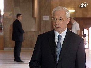 Азаров предлагает арабским инвесторам приехать в Украину
