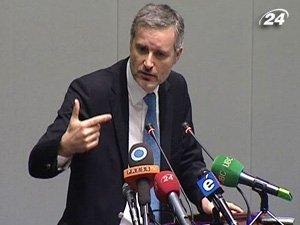 Руководитель переговорной группы от Европейской комиссии Филипп Куиссон