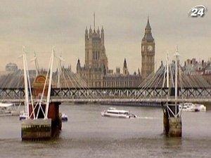 Большой процент от общего объема инвестиций попали в Великобританию