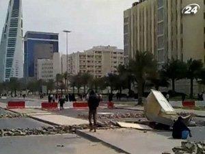 Чрезвычайное положение в Бахрейне